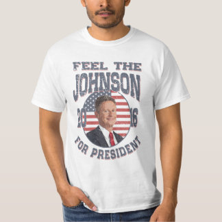 Feel The Johnson T-Shirt