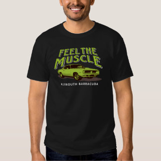 Feel The Muscle T-Shirt