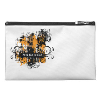 Feel the music travel accessory bags