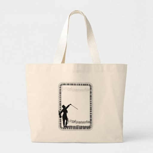 Feel the Music_ Tote Bag
