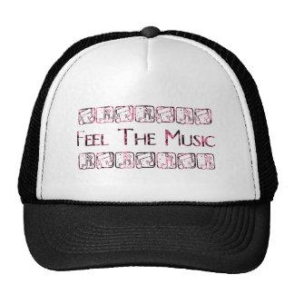 Feel the Music Trucker Hat