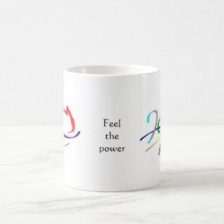 Feel the power mug