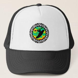 FEEL THE RIVER TRUCKER HAT