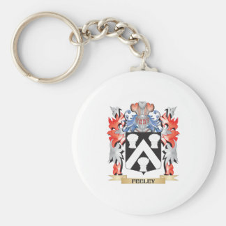 Feeley Coat of Arms - Family Crest Keychain