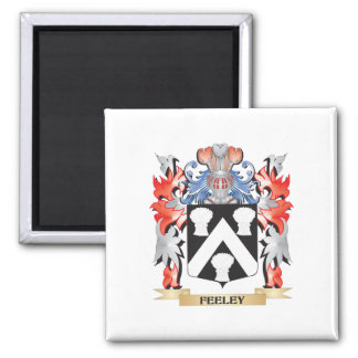 Feeley Coat of Arms - Family Crest Magnet