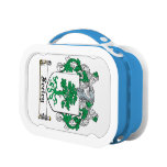 Feeley Family Crest Lunchbox