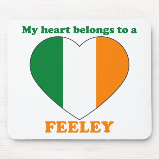 Feeley Mouse Pad