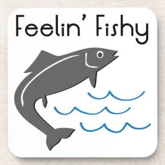 Feelin a pescado posavaso