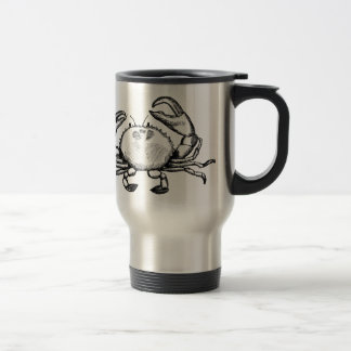 Feelin' Crabby Travel Mug
