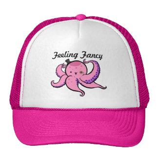 Feelin Fancy Trucker Trucker Hat