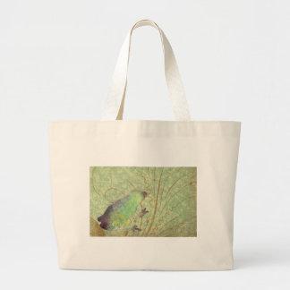 Feelin' Froggy Canvas Bags