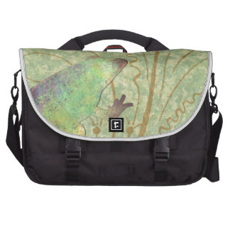 Feelin' Froggy Bag For Laptop