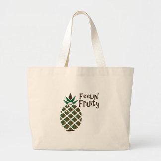 Feelin Fruity Tote Bag