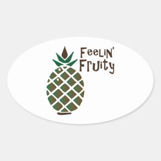 Feelin Fruity Stickers