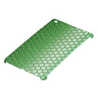 Feelin' Green - Dot Pattern Cover For The iPad Mini