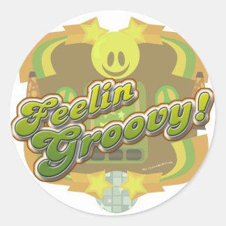 Feelin' Groovy! Stickers