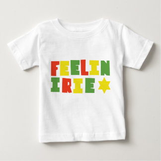 Feelin' Irie Baby T-Shirt