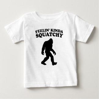Feelin' Kinda Squatchy Baby T-Shirt