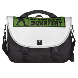 Feelin' Kinda Squatchy Laptop Commuter Bag