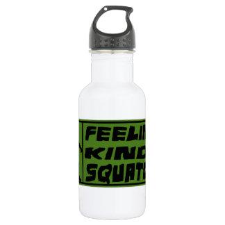 Feelin' Kinda Squatchy 18oz Water Bottle