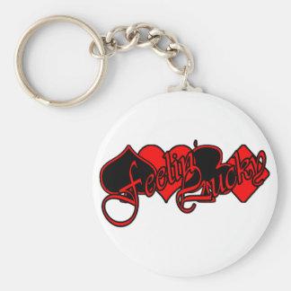 Feelin' Lucky Keychain