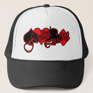 Feelin' Lucky Trucker Hat