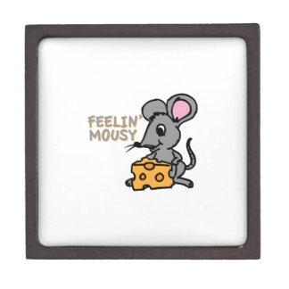 Feelin ratonil caja de recuerdo de calidad