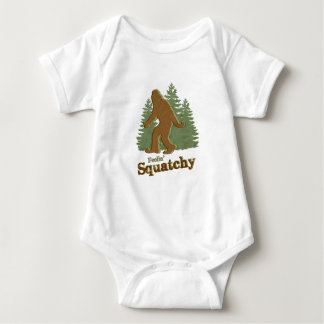 Feelin' Squatchy Baby Bodysuit