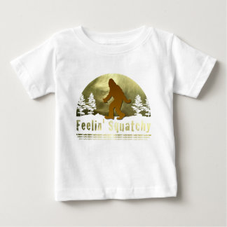 Feelin' Squatchy Baby T-Shirt