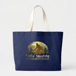 Feelin' Squatchy Canvas Bag