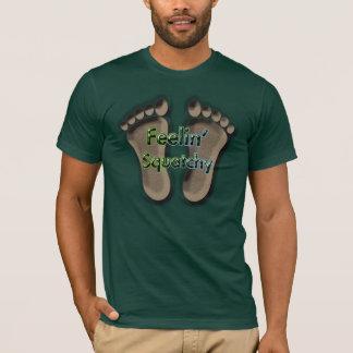 Feelin Squatchy Bigfoot Shirt