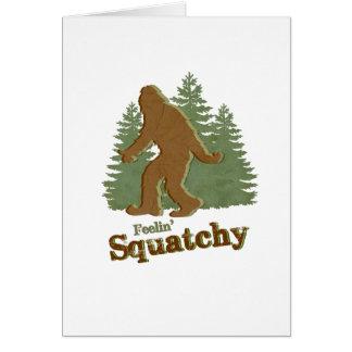 Feelin' Squatchy Card