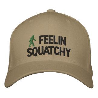 Feelin Squatchy Gorras De Beisbol Bordadas