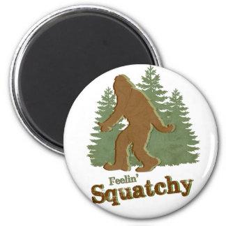 Feelin' Squatchy Magnet