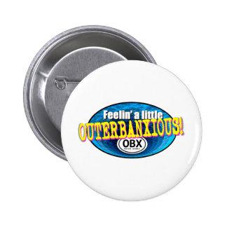 Feelin un pequeño OBX Pin Redondo De 2 Pulgadas