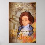 Feeling Beethoven (An Original Digital Painting) Posters