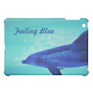 Feeling Blue iPad Speck Case Cover For The iPad Mini