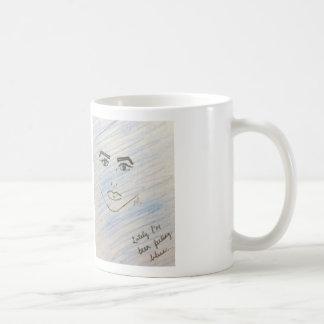 Feeling Blue Mug
