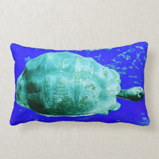 """Feeling Blue"" - Pillow"