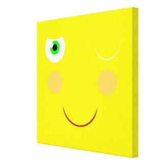 Feeling Cheeky Box Canvas
