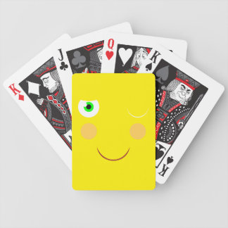 Feeling Cheeky Playing Cards