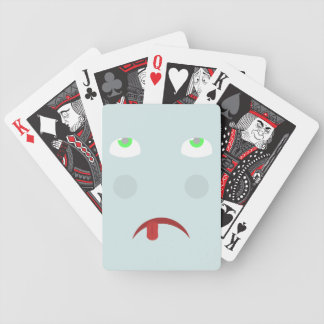 Feeling Dead Playing Cards