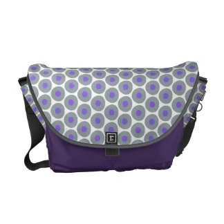 Feeling Dotty Courier Bag