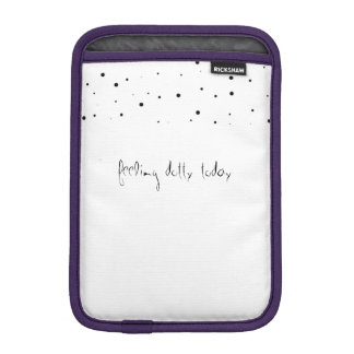 Feeling Dotty - iPad Mini Sleeve