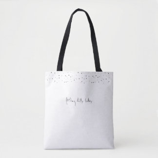 Feeling Dotty - Tote Bag