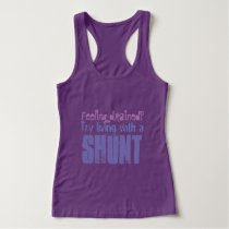 Feeling Drained? Tank Top