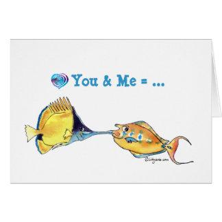 Feeling FrenSEA Valentine's Day Card