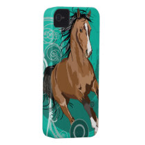 Feeling Frisky 5 iPhone 4/ 4S Case-Mate Barely The