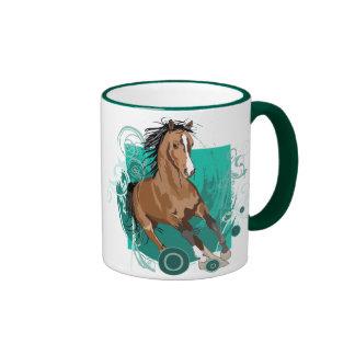 Feeling Frisky 5 Ringer Mug