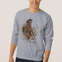 Feeling Frisky Basic Sweatshirt